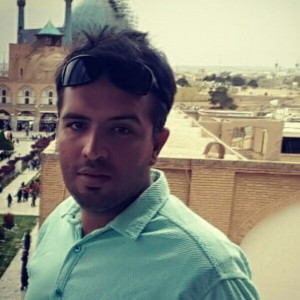 علی شبدار